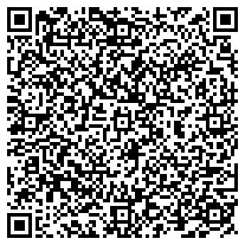 QR-код с контактной информацией организации ALEXSPHYNX