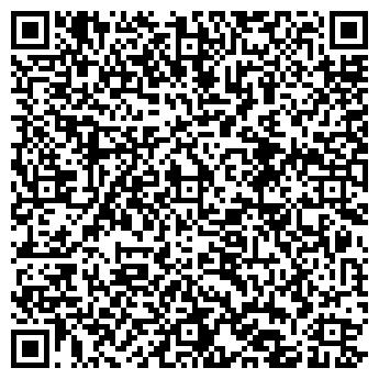 QR-код с контактной информацией организации ИР-групп, ТОО