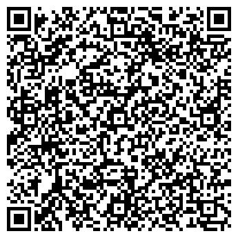 QR-код с контактной информацией организации Апельсин, Интернет-магазин
