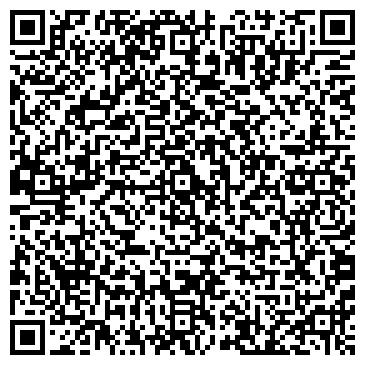 QR-код с контактной информацией организации Парсметал, торговая фирма, ИП