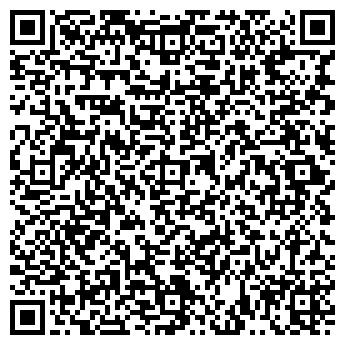 QR-код с контактной информацией организации ИП «Листопадова»