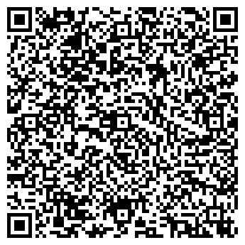 QR-код с контактной информацией организации Ювис, ТЧУП