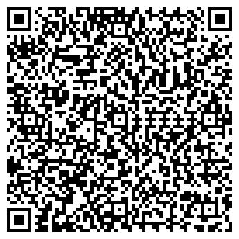 QR-код с контактной информацией организации Евровода, ООО