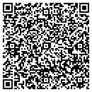 QR-код с контактной информацией организации АВТО ТРЕНД