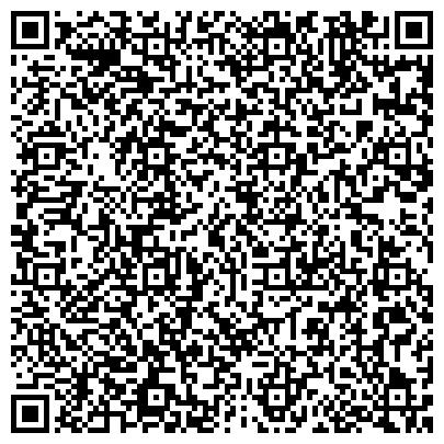 QR-код с контактной информацией организации ИНТЕРНЕТ-МАГАЗИН «ГАЗТЕПЛОТЕХНИКА»