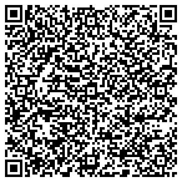 QR-код с контактной информацией организации Buratinoart