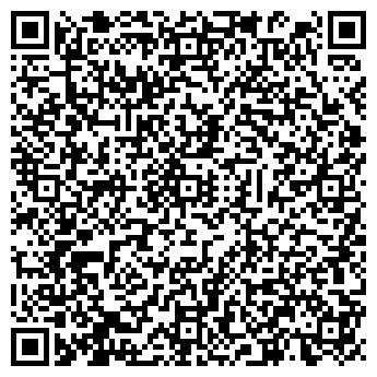 QR-код с контактной информацией организации каскад-юэй