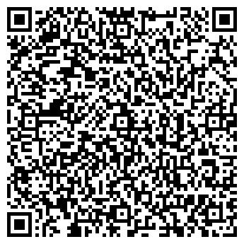 QR-код с контактной информацией организации Тезаурус, ООО