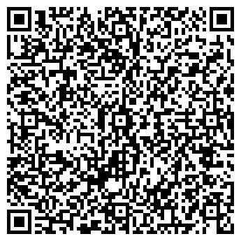 QR-код с контактной информацией организации Природа, ЗАО