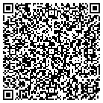 QR-код с контактной информацией организации Банный дом, ЧП