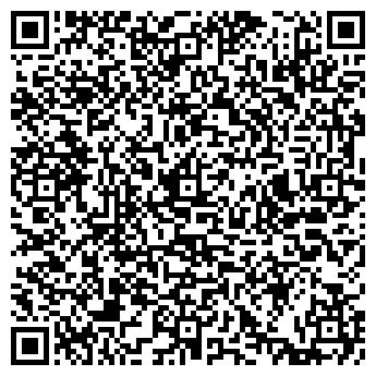QR-код с контактной информацией организации АКАДЕМИЯ+
