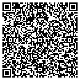QR-код с контактной информацией организации ООО A1CARD