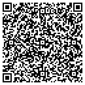 QR-код с контактной информацией организации АЛИНА-МЕБЕЛЬ