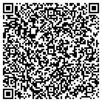 QR-код с контактной информацией организации Дизайн стекла, ИП