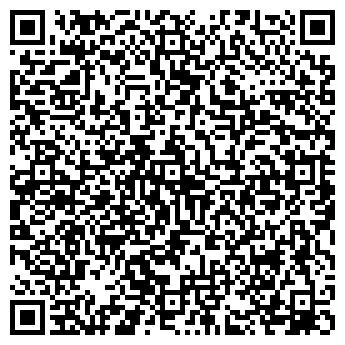 QR-код с контактной информацией организации Все из стекла, ИП
