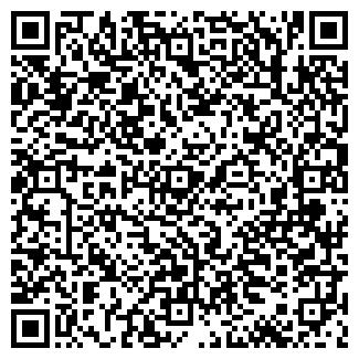 QR-код с контактной информацией организации Пластик Хаус