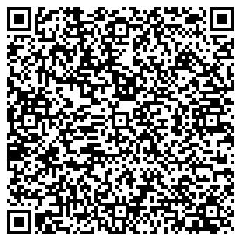 QR-код с контактной информацией организации Hondaland