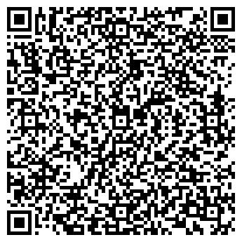 QR-код с контактной информацией организации Простой Магазин