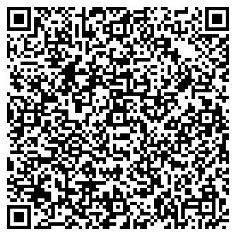 QR-код с контактной информацией организации Dизайн Тепла