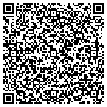 QR-код с контактной информацией организации Метрэкс НП, ОДО