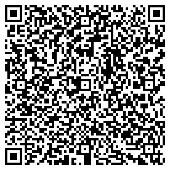 QR-код с контактной информацией организации Тепла Хата