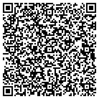 QR-код с контактной информацией организации Симфония огня, ЧП