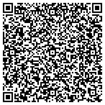 QR-код с контактной информацией организации Vip-mebel, компания