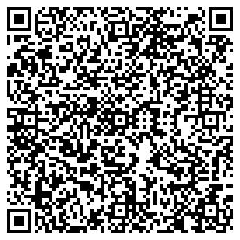 QR-код с контактной информацией организации ВЕСЬ МИР