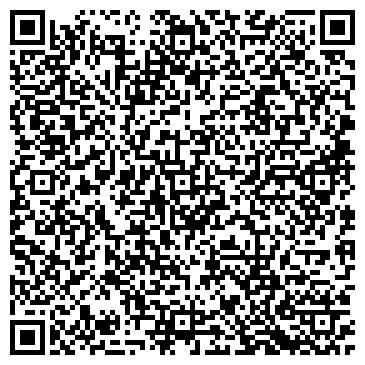 QR-код с контактной информацией организации Технолидер, ЧП