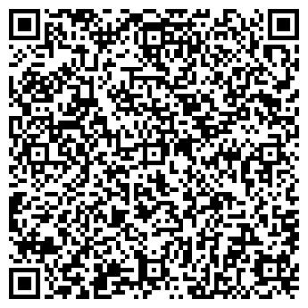 QR-код с контактной информацией организации Укринтермаг, ЧП