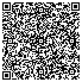 QR-код с контактной информацией организации Газ Украины, ДК