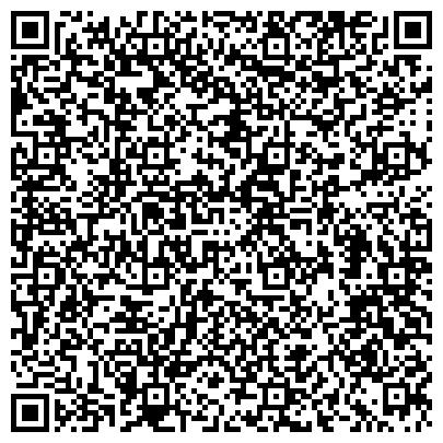 QR-код с контактной информацией организации Интерстройсервис и К , ТОО