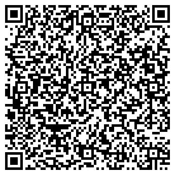 QR-код с контактной информацией организации Частное предприятие Свет в окне