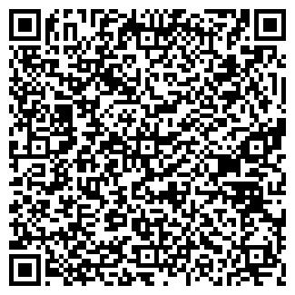 QR-код с контактной информацией организации Milloni