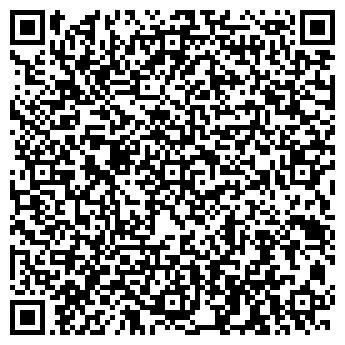 QR-код с контактной информацией организации Квантметал