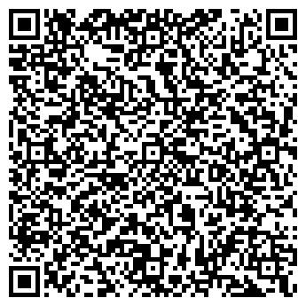 QR-код с контактной информацией организации ИП Delmar