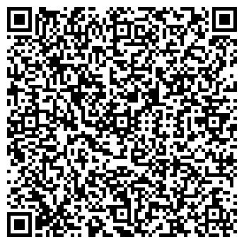 QR-код с контактной информацией организации Мегафон, ЧУП