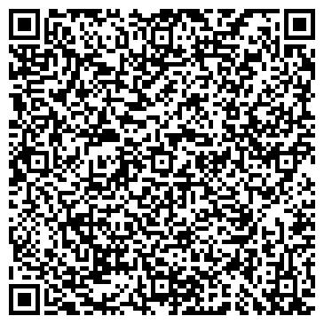 QR-код с контактной информацией организации Авторский дизайн салон, ТОО