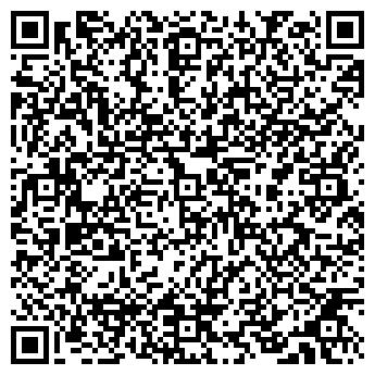 QR-код с контактной информацией организации ООО ТеплоХаус