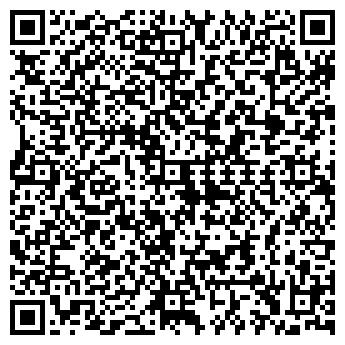 QR-код с контактной информацией организации Забор Deluxe, ИП