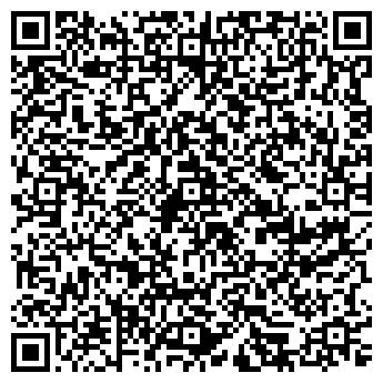 QR-код с контактной информацией организации KLEAM&BROS