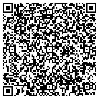 QR-код с контактной информацией организации Катос, ООО