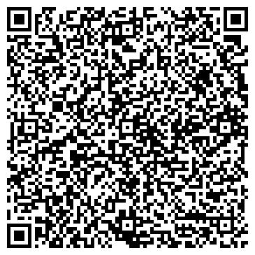 QR-код с контактной информацией организации Виктория+, ООО