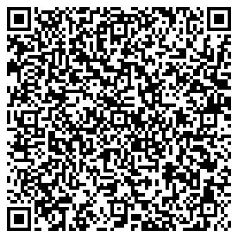 QR-код с контактной информацией организации Анжио филиал, ООО