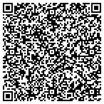 QR-код с контактной информацией организации Строительная артель, ООО