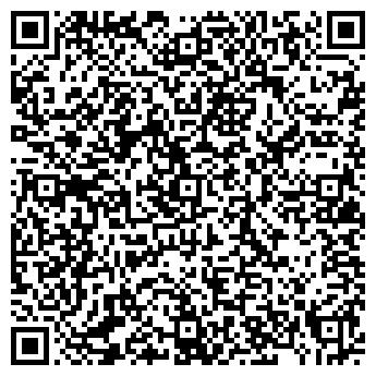 QR-код с контактной информацией организации КП Центр, ЧП