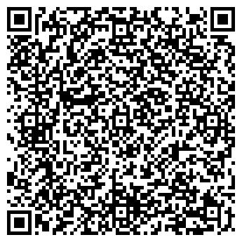 QR-код с контактной информацией организации ВИВАТ КУХНИ