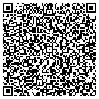 QR-код с контактной информацией организации РУСПАЙСЛЭНД