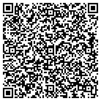 QR-код с контактной информацией организации Двери оптом, ЧП