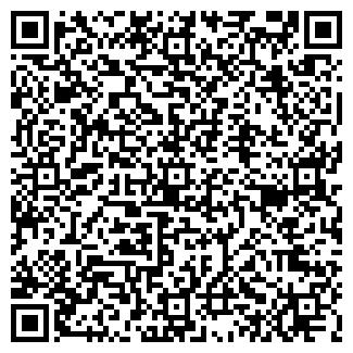 QR-код с контактной информацией организации M-DANCE